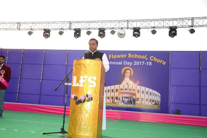 Little Flower School-Speech