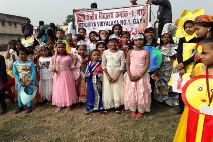 Kendriya Vidyalaya No 1-Childrens day celebrations