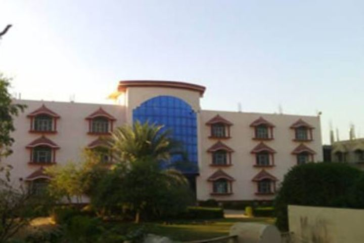 Lords International School-Campus View
