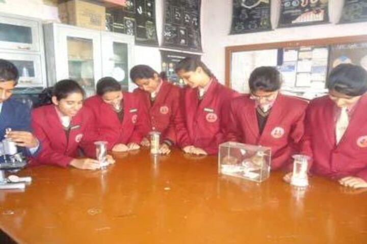 Lords International School-Biology Lab