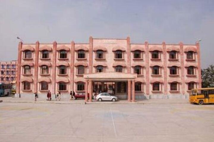 Lords International School-Campus View