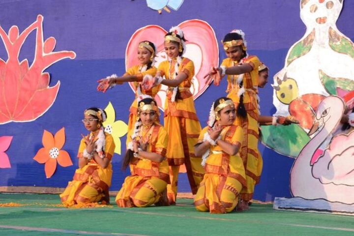 Lords International School-Classical Dance