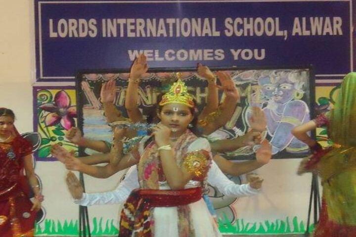 Lords International School-Fancy Dress