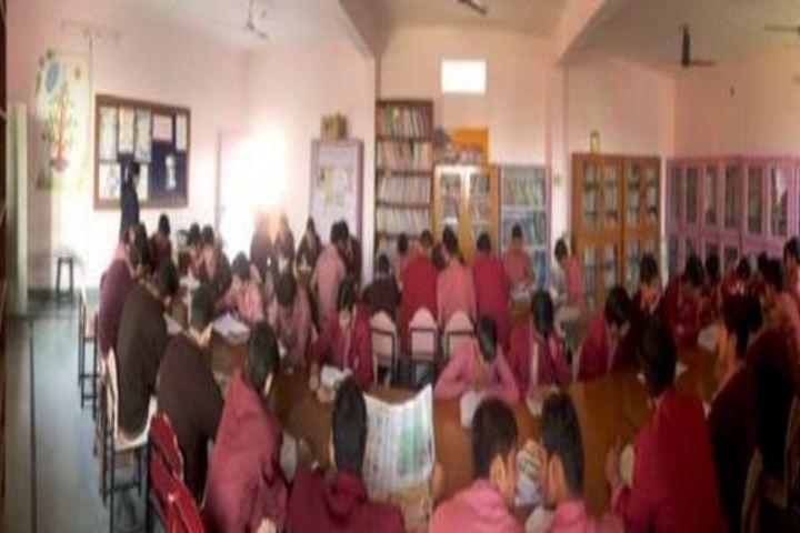 Lords International School-Library