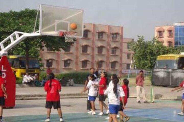 Lords International School-Play Area