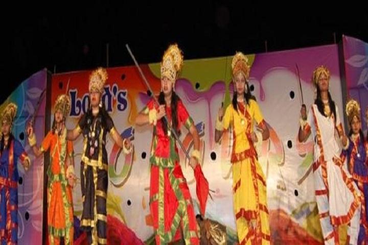 Lords International School-Festival celebrations