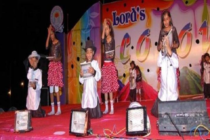 Lords International School-Group dances