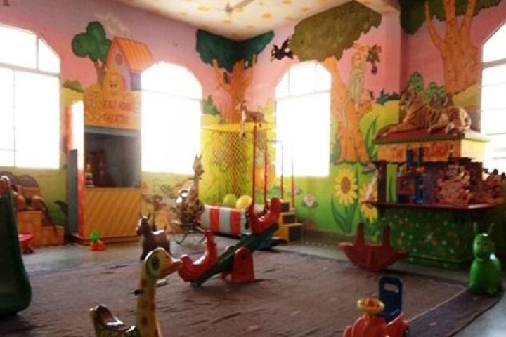 Lords International School-Nursery playground