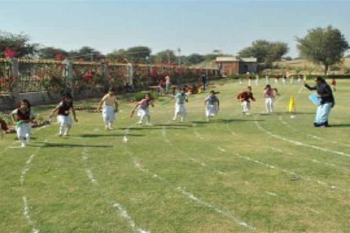 Lords International School-Playground