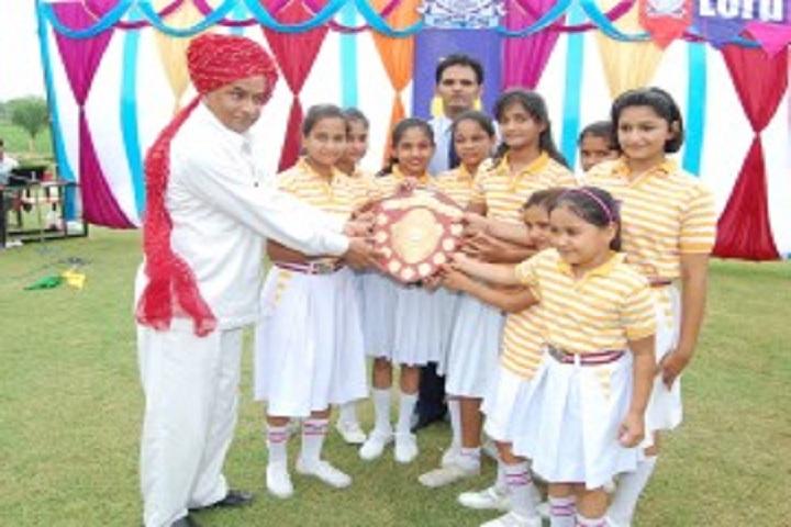 Lords International School-Prizes