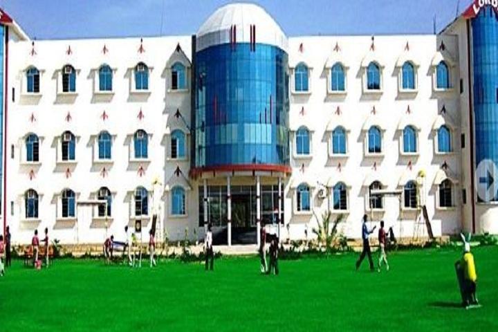 Lords International School-School building