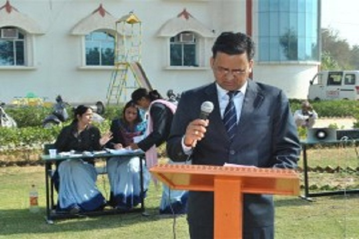Lords International School-Speech