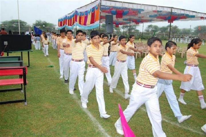 Lords International School-Sports day