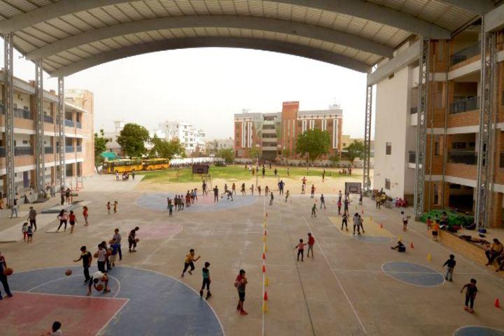 Lucky Bal Niketan-Play Area