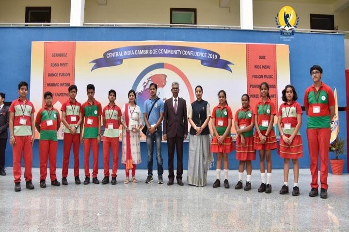 Lucky International School-Sports