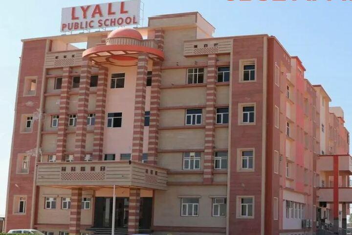 Lyall Public School-Campus View