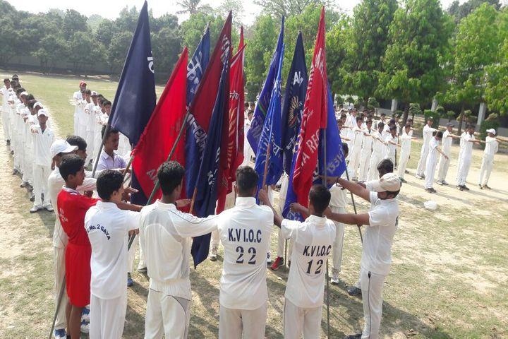 Kendriya Vidyalaya-Regional sports day