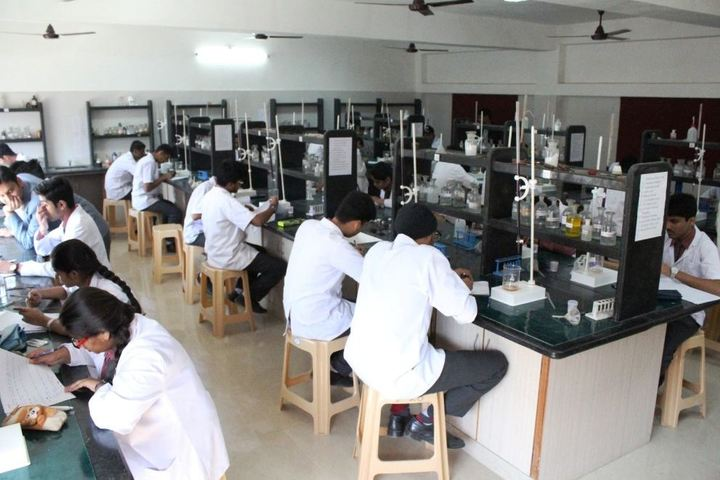 M D S Public School-Biology Lab