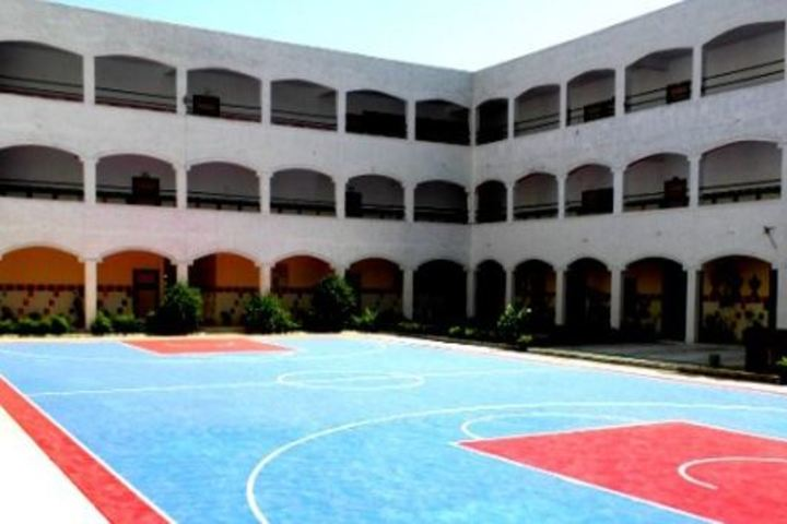 M D S Public School-Campus View