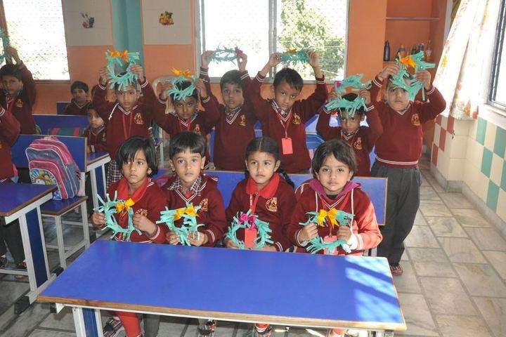 M D S Public School-Classroom