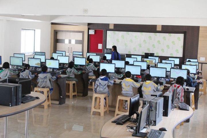 M D S Public School-Computer Lab