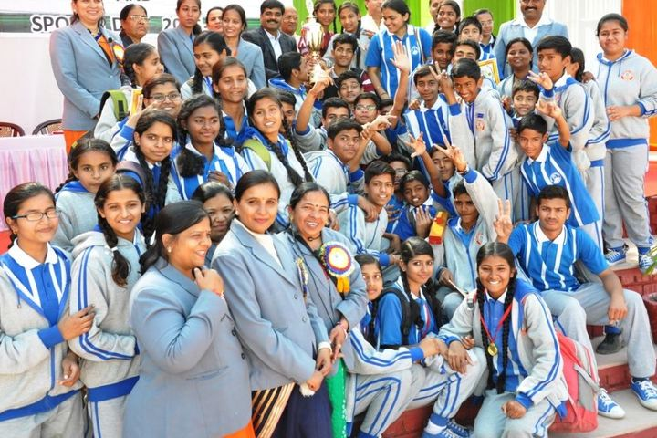 M D S Public School-Events