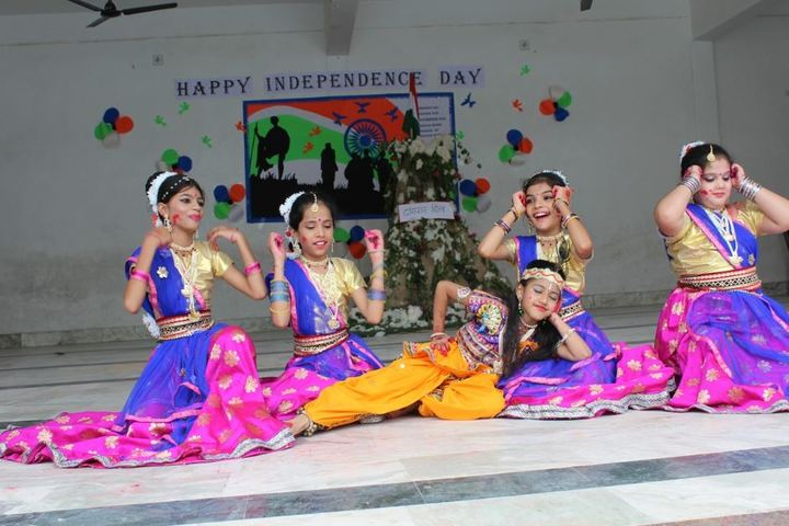 M D S Public School-Fancy Dress