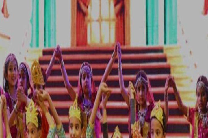 M D S Public School-Dance