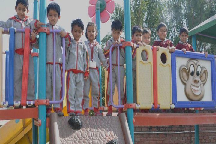 M D S Public School-Play Area