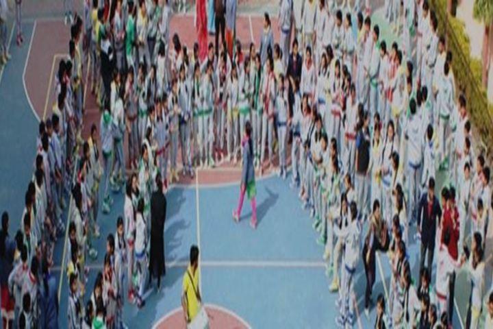M D S Public School-Sports