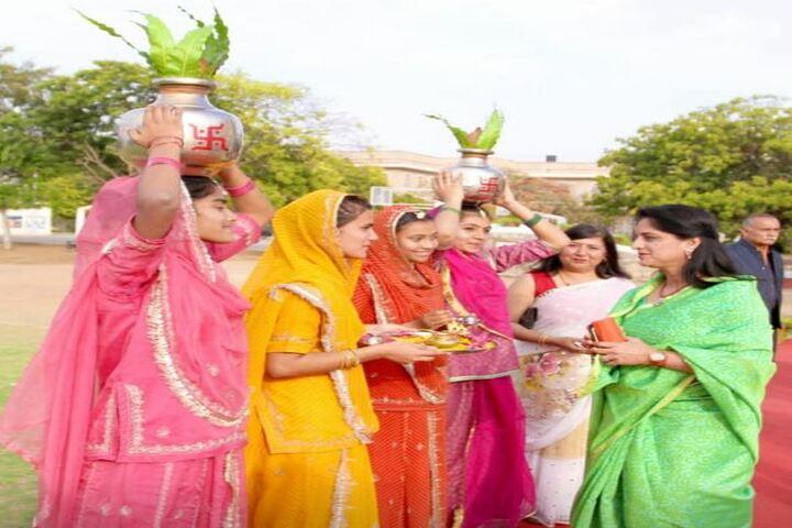 M G D Girls School-Cultural Activities