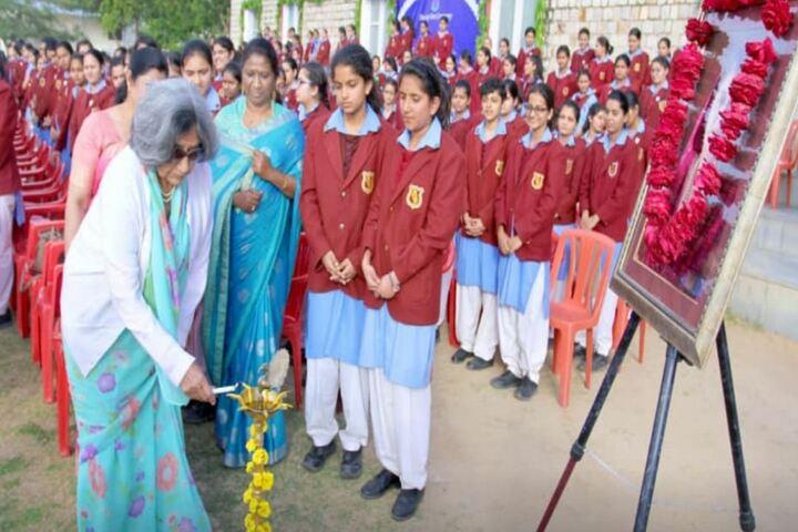 M G D Girls School-Guest