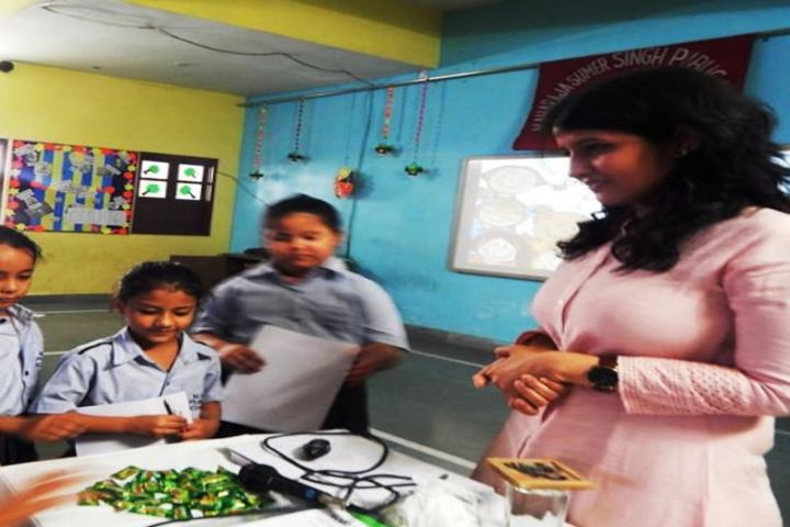 M S S Public School-Activity