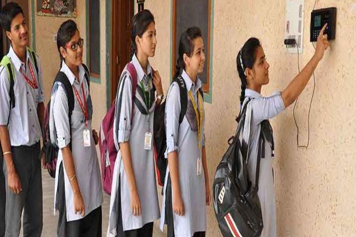 M S S Public School-Students