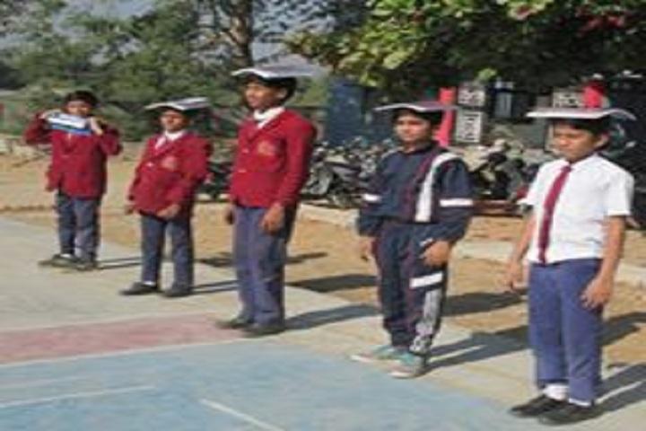 M  B  Public School-Games