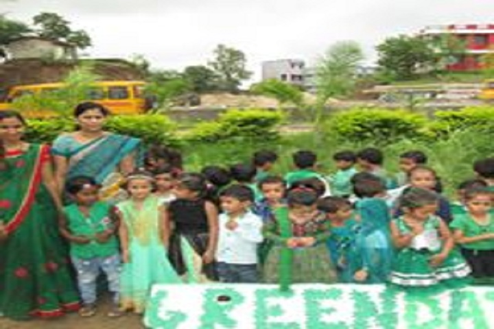 M B Public School-Green day