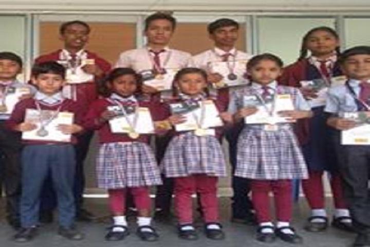 M B Public School-Winner