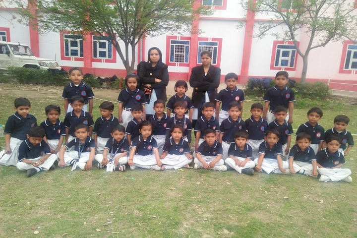 M D  Bhati Saraswati Niktan Public School-Students