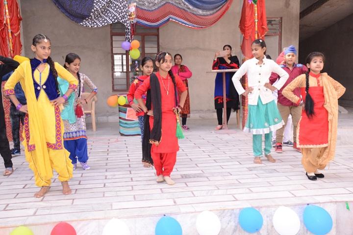 M D Children Acadmy-Dances