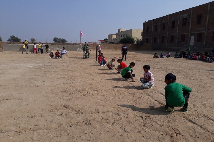 M D Children Acadmy-Games