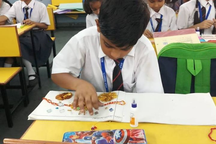Maa Bharati Senior Secondary School-Arts