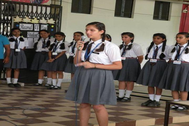 Maa Bharati Senior Secondary School-Speech