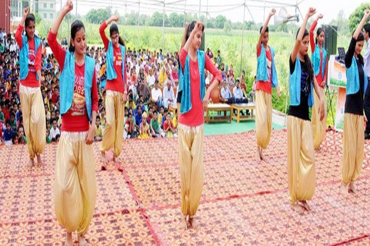 Maa Lodhi Devi Yaduvanshi Shiksha Niketan-Dance