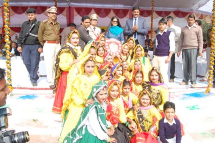 Maa Lodhi Devi Yaduvanshi Shiksha Niketan-Event