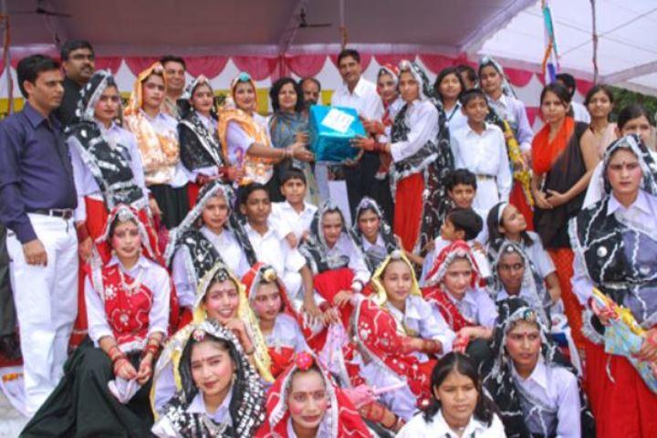 Maa Lodhi Devi Yaduvanshi Shiksha Niketan-Meeting
