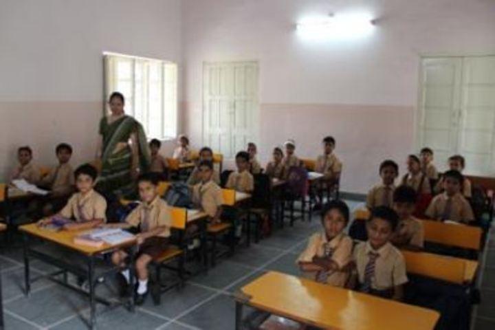 Maharaja Agrasen Public School-Classroom