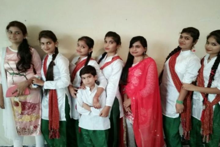Maharaja Agrasen Public School-Dance