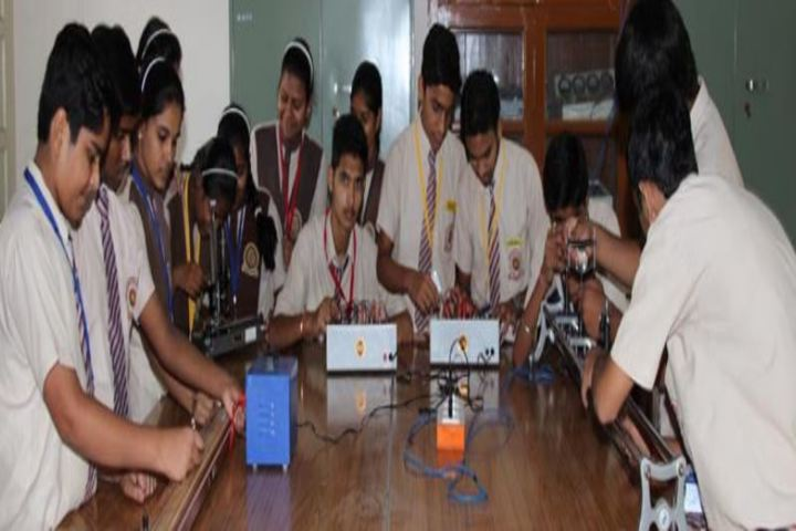 Maharaja Agrasen Public School-Electrical Lab