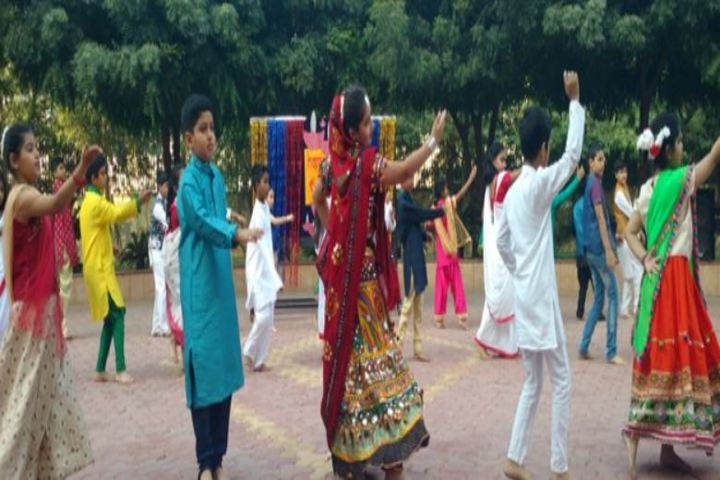 Maharaja Sawai Bhawani Singh School-Dance