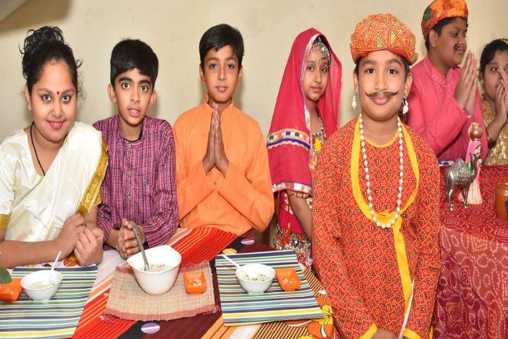 Maharaja Sawai Bhawani Singh School-Fancy Dress